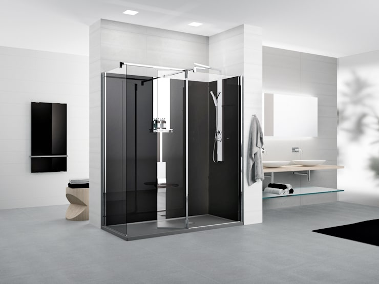 Ванная комната в . Автор – Novellini