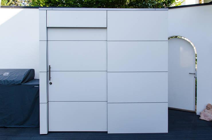 Giardino in stile  di design@garten - Alfred Hart
