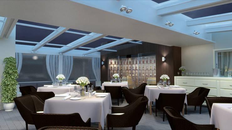 HOTEL EDEN - ROMA: Hotel in stile  di Studio Giangrande