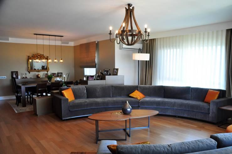 Derun Architecture & Interior Design:  tarz Evler