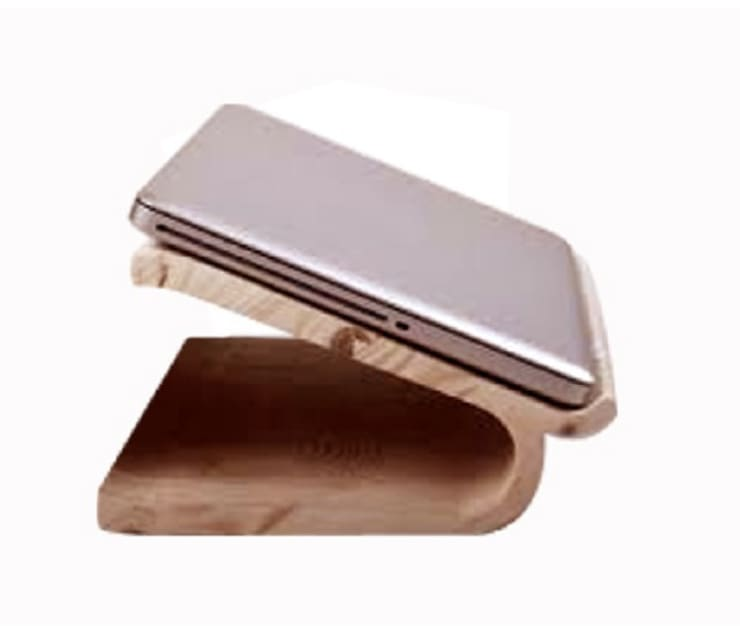 wooden laptop stand:  Household by Wooden Gift Company
