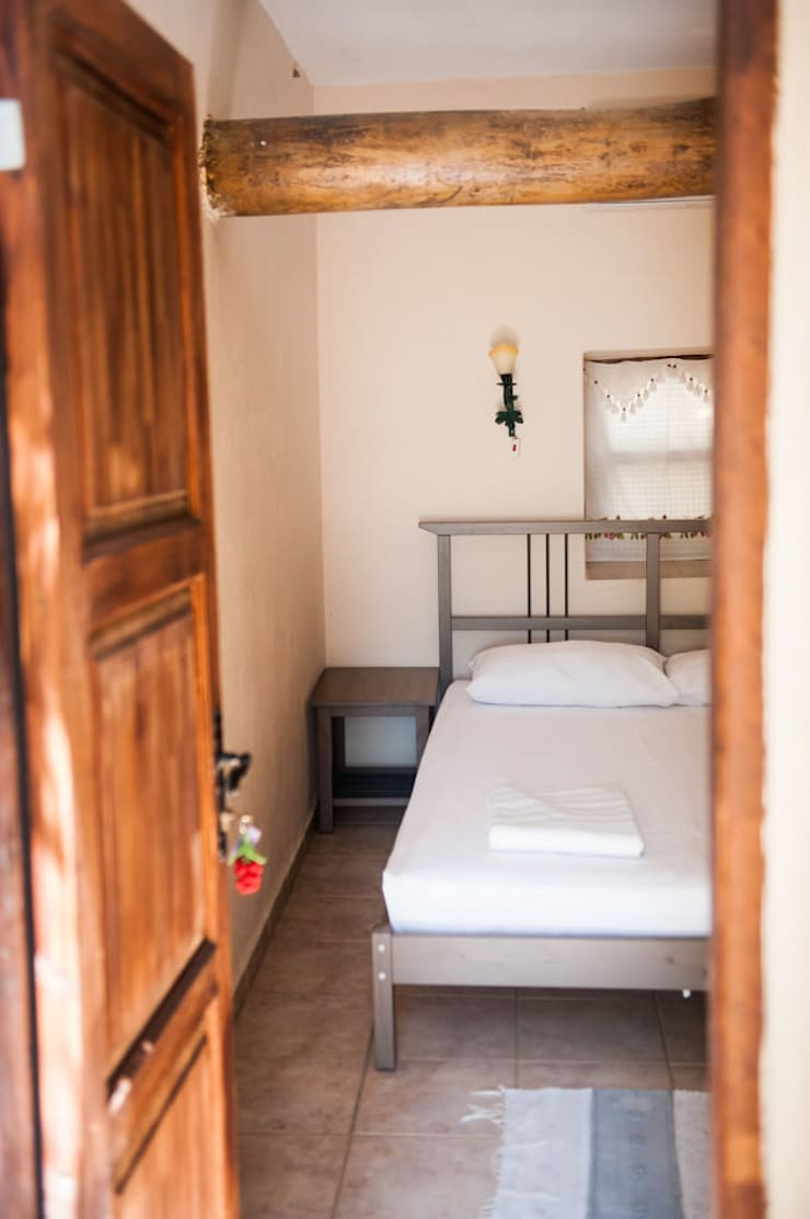 ARAL TATİLÇİFTLİĞİ – Keçi Damı:  tarz Yatak Odası