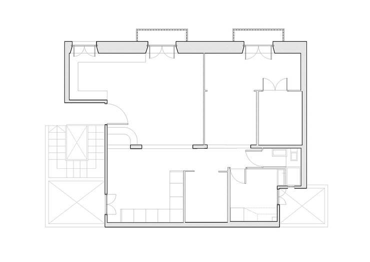 de estilo  por Ivan Torres Architects