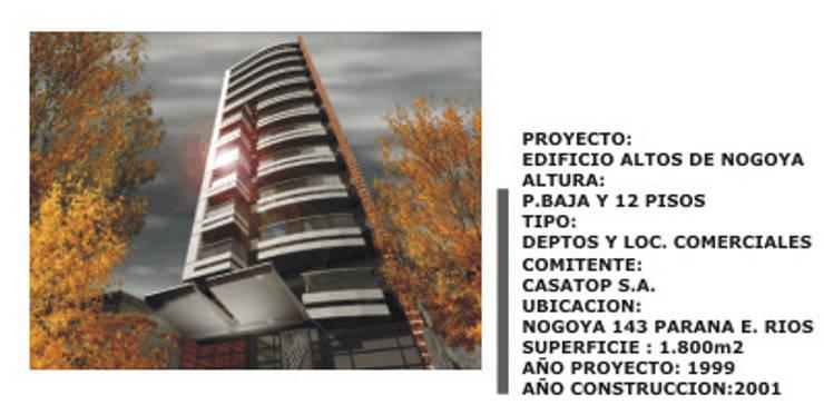 โดย Estudio Cassano y Asociados โมเดิร์น