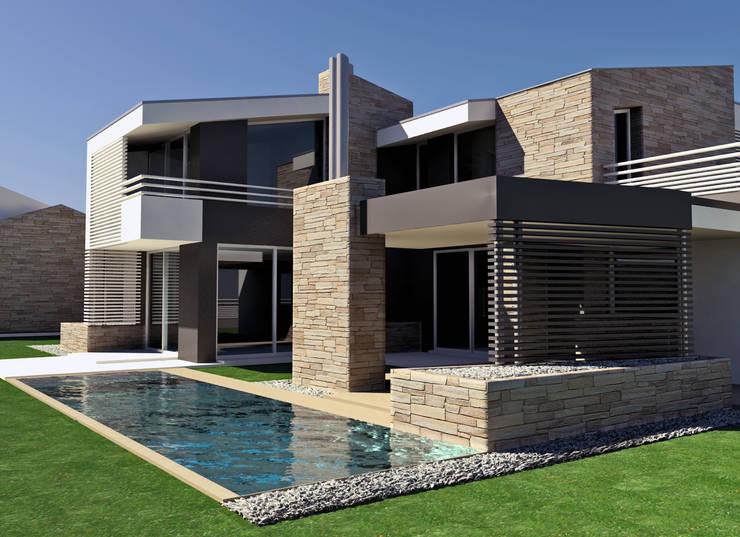 panLOVERS: Casa in stile  di Studio Barnes