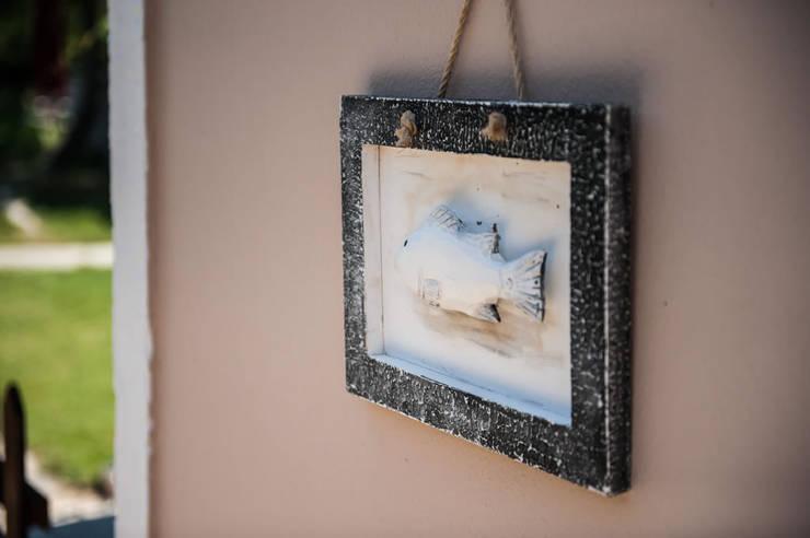 ARAL TATİLÇİFTLİĞİ – 5 Houses:  tarz İç Dekorasyon