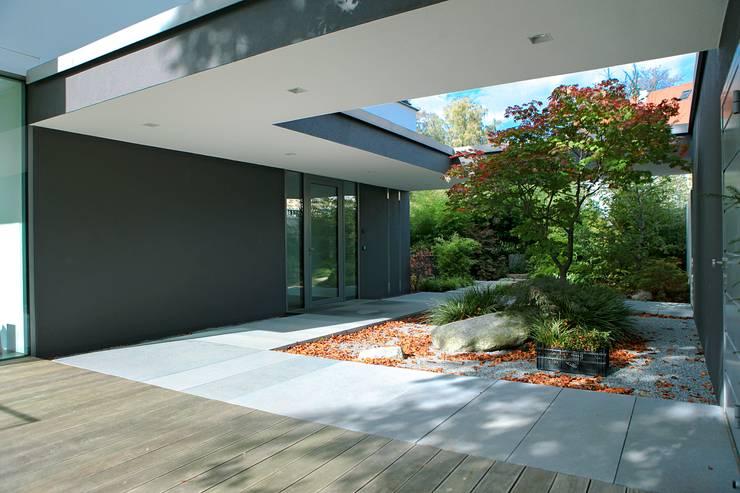 Anwesen in Freising:  Häuser von Herzog-Architektur