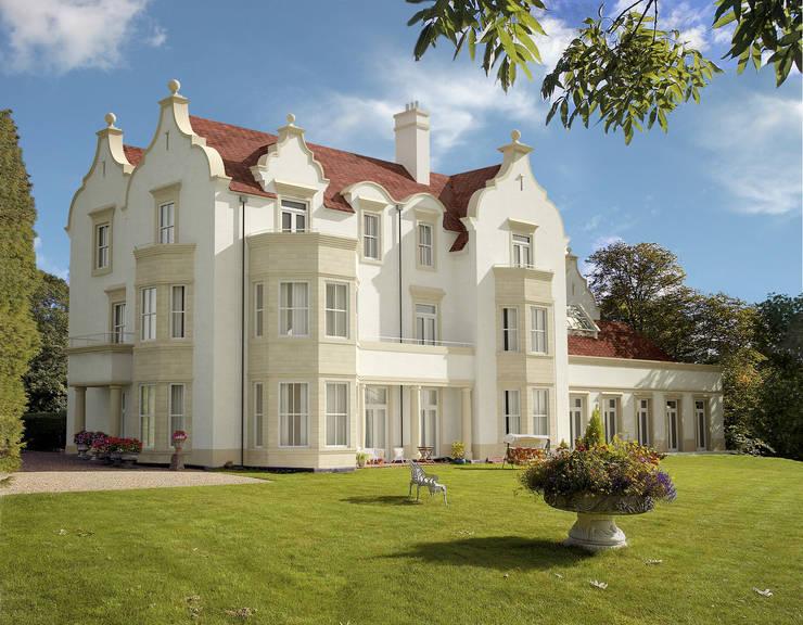 Highfield Gardens, Kent :   by Capra Architects