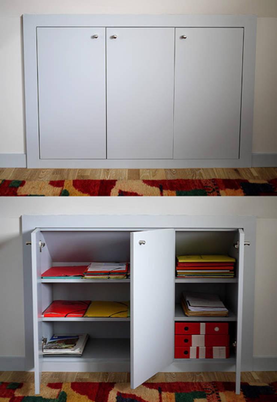 COMBLES M.:  de style  par Peggy CLAVREUIL Architecte d'intérieur