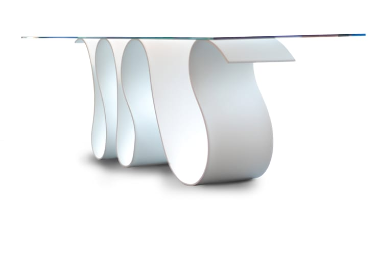 FLO:  in stile  di Andrea Bella Concept, Minimalista