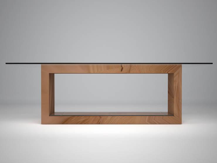 DUO:  in stile  di Andrea Bella Concept, Minimalista
