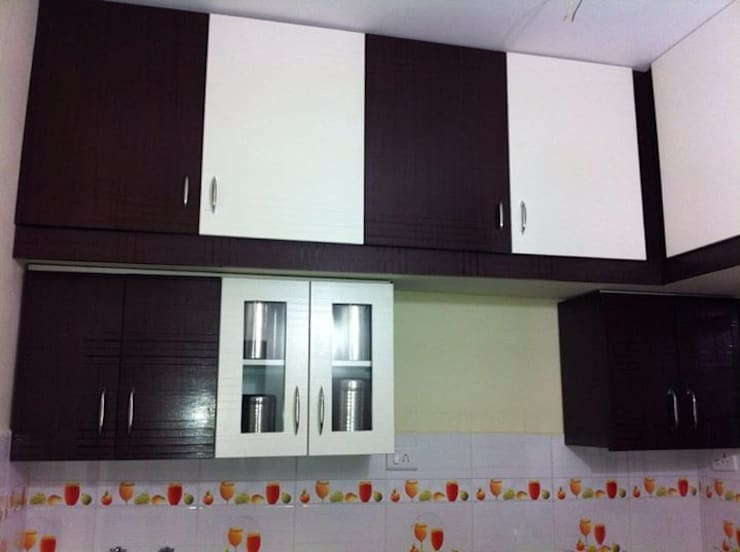 Modular Kitchens at 8 Streaks Interiors:  Kitchen by Eight Streaks Interiors