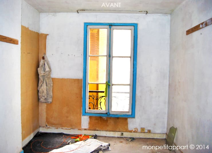Fenêtre De La Chambre:  de style  par monpetitappart