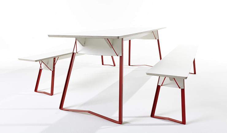 Set4Six: modern  von Gregor  Faubel Produktdesign,Modern