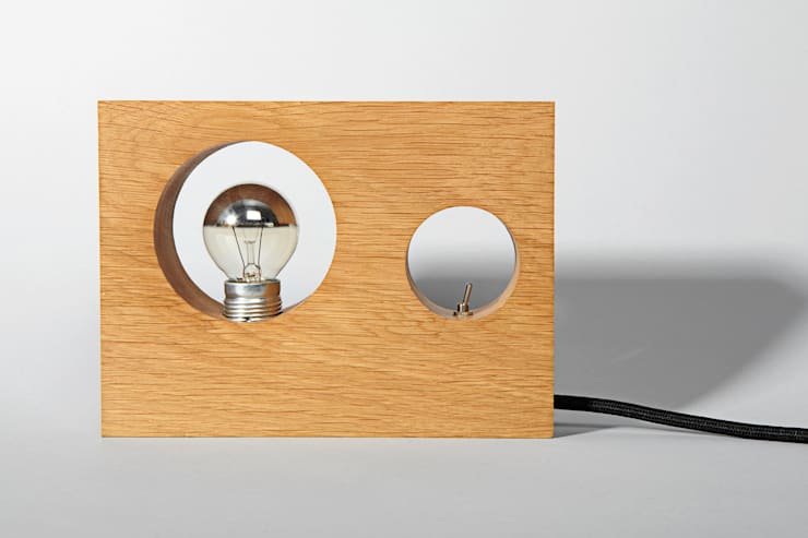 TinyWood: rustikale Schlafzimmer von Gregor  Faubel Produktdesign