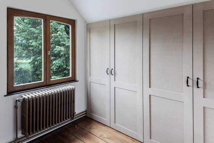 Rénovation de 2 maisons du début du XXème siècle:  de style  par Samuel Noirhomme Architecte