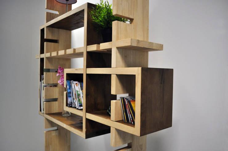 Salas de estilo  por Benjamin Rousse Design