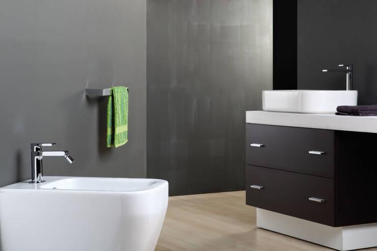 Bonomi Bonny - Miscelatore lavabo e bidet : Bagno in stile  di Bonomi Contemporaneo Italiano