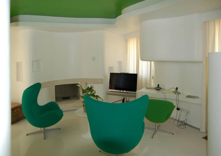 Studio di Architettura di Luca Scacchetti -:  tarz