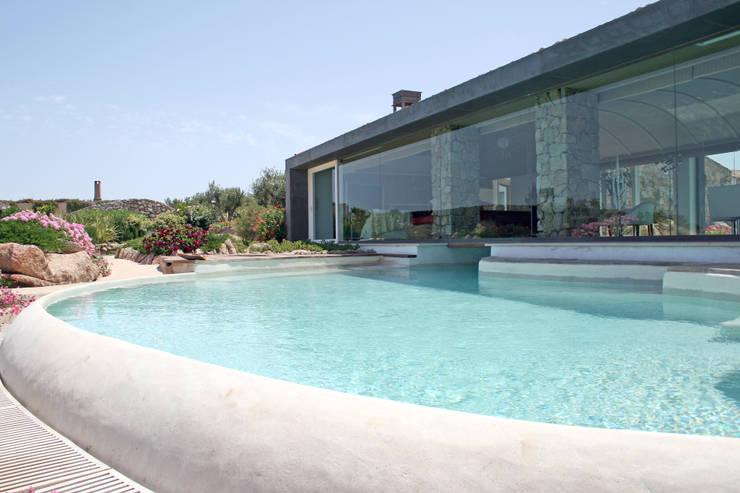de estilo  de Studio di Architettura di Luca Scacchetti -