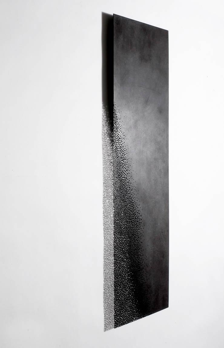 Wall Sculptures:  Artwork by Ane Christensen