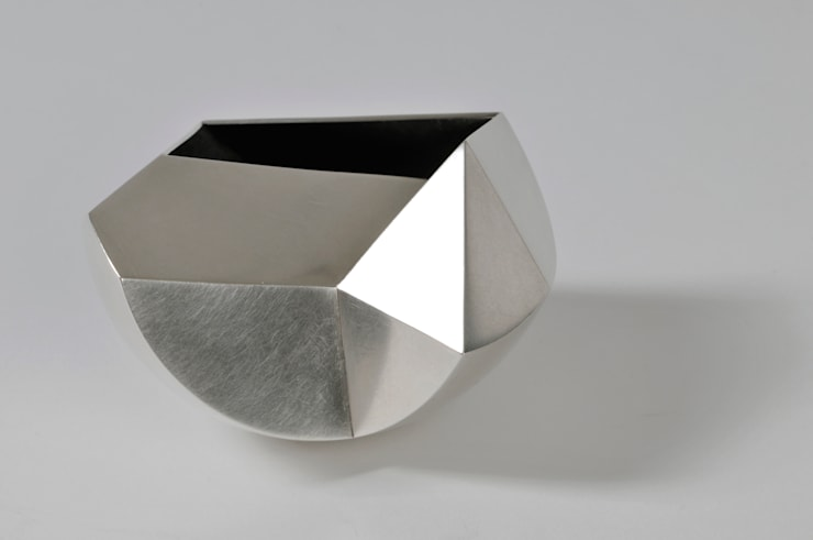 Facet Bowl:  Artwork by Ane Christensen