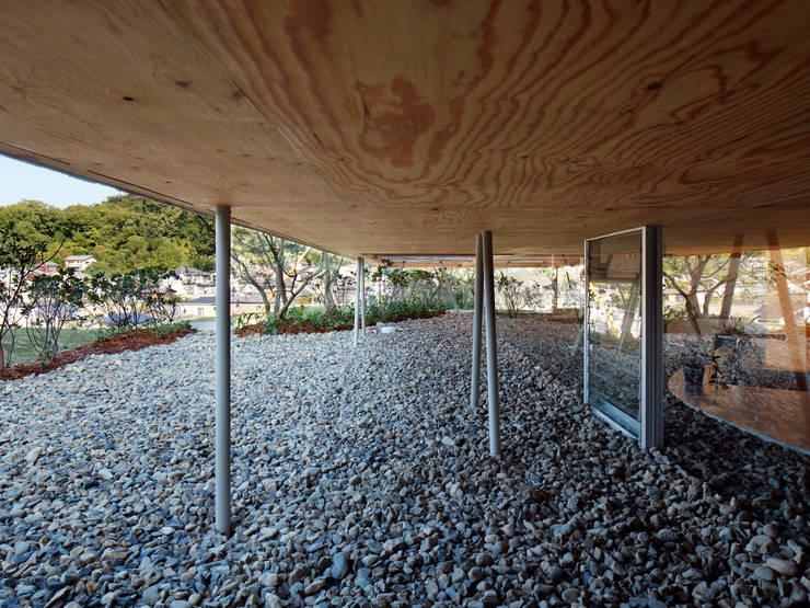 Projekty,  Ogród zaprojektowane przez UID