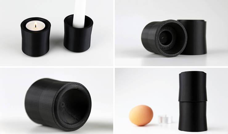 Кухня в . Автор – Gregor  Faubel Produktdesign