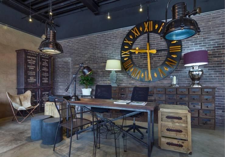 La Ksa by Organitec:  tarz Ofis Alanları & Mağazalar