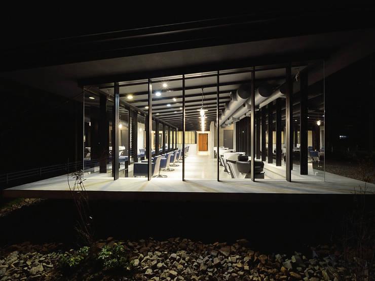 imajin hils: スタジオグラッペリ 1級建築士事務所 / studio grappelli architecture officeが手掛けたオフィススペース&店です。