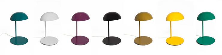Pokko light | Maison Bensimon | A+A Cooren: Chambre de style  par A+A Cooren