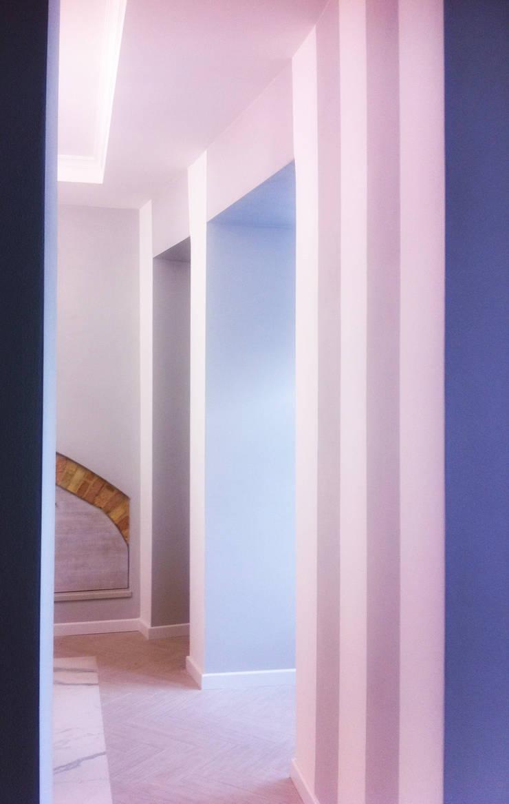 DLS_H: Case in stile  di ODA / Officina Di Architettura ,