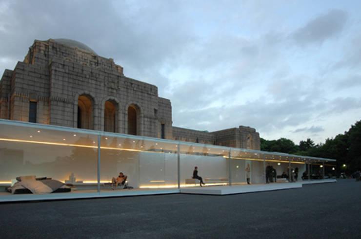 World of Calvin Klein / THE HOUSE : Shinichi Ogawa & Associates / urbanist architectが手掛けたイベント会場です。