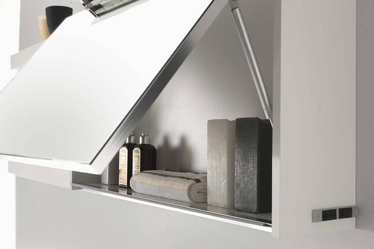 Projekty,  Łazienka zaprojektowane przez Ceramica Althea