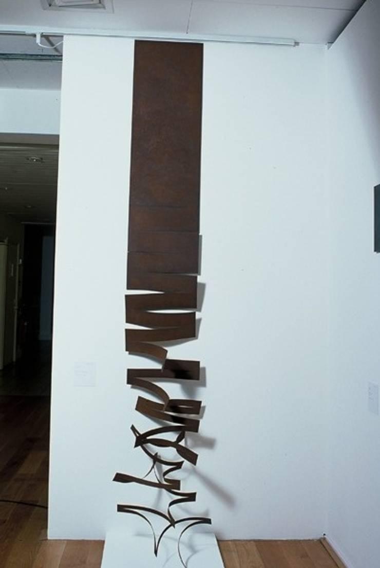 Dissolving Wall piece:  Artwork by Ane Christensen