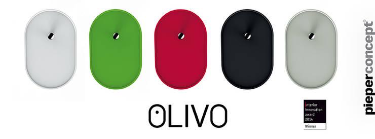 Olivo: modern  von pieperconcept GmbH & Co.KG,Modern