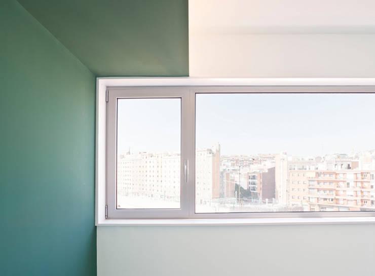 apartamento fidel y anna: Casas de estilo  de vora