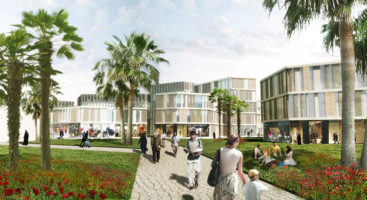 MQ Muscat:   by Kamvari Architects