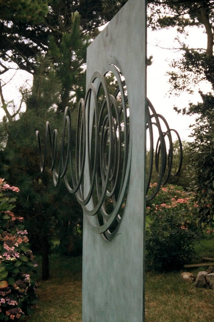 Garden Sculptures:  Artwork by Ane Christensen