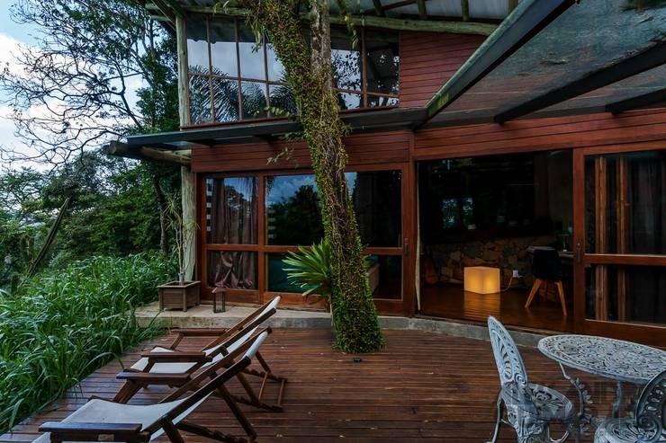 Terrazas de estilo  por Ferraro Habitat