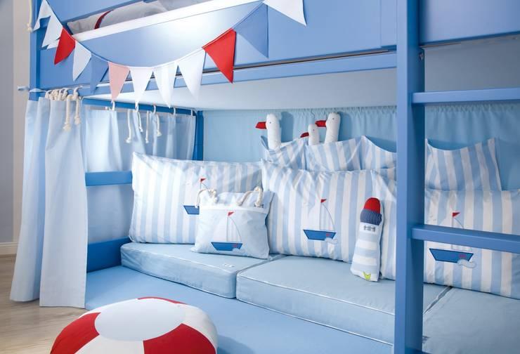 Детская комната в . Автор – annette frank gmbh