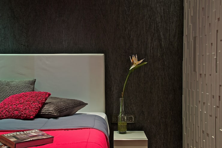 minimalistic Bedroom by homify