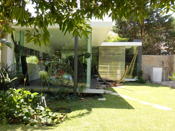 Rosa Vetrano Architetto의  정원