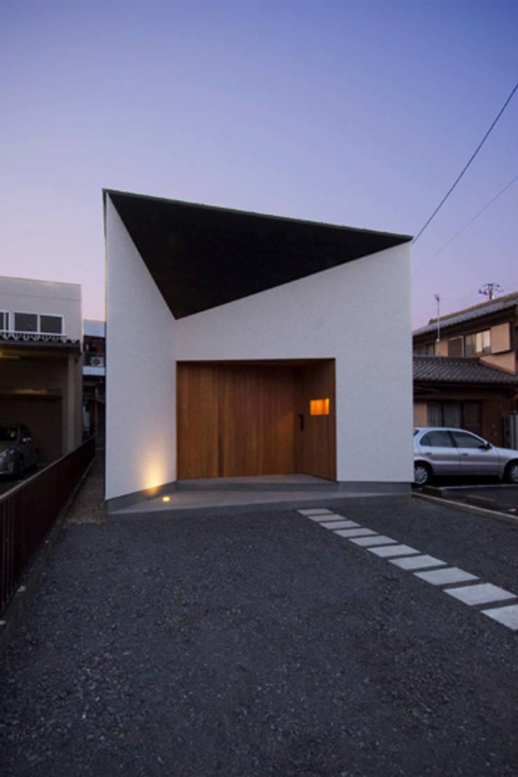 つながる家: スペースワイドスタジオが手掛けた家です。