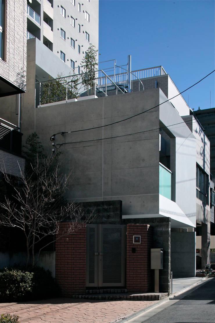 本郷M邸 の M. FUJITA ARCHITECT'S OFFICE