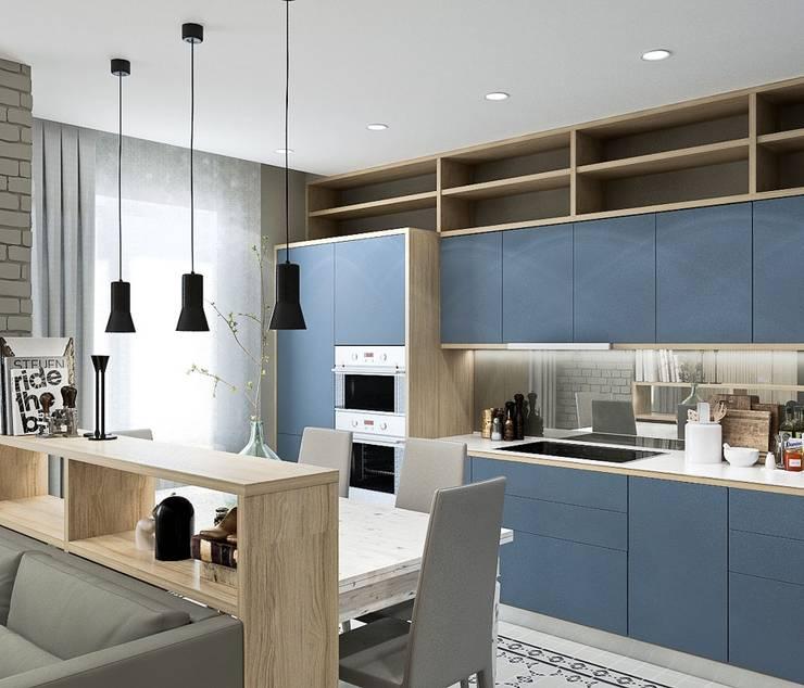Salas de estar minimalistas por PlatFORM