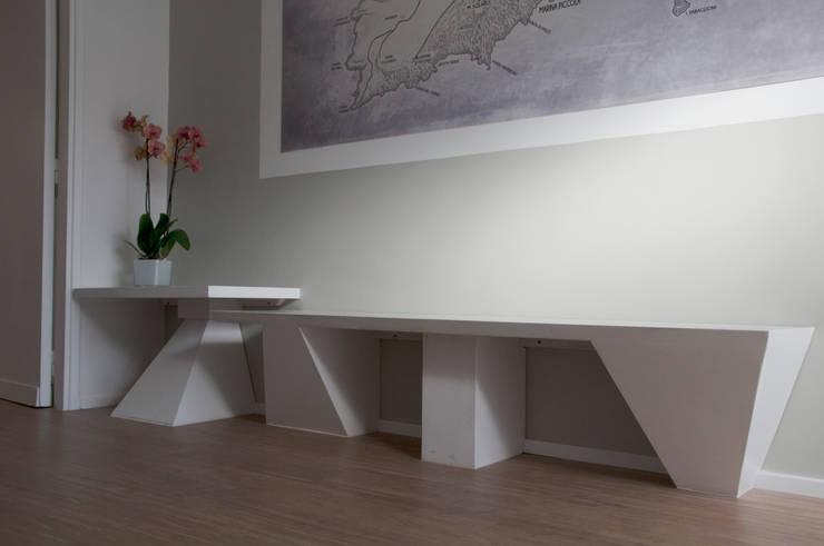 eclectische Studeerkamer/kantoor door Claudia Casale Design