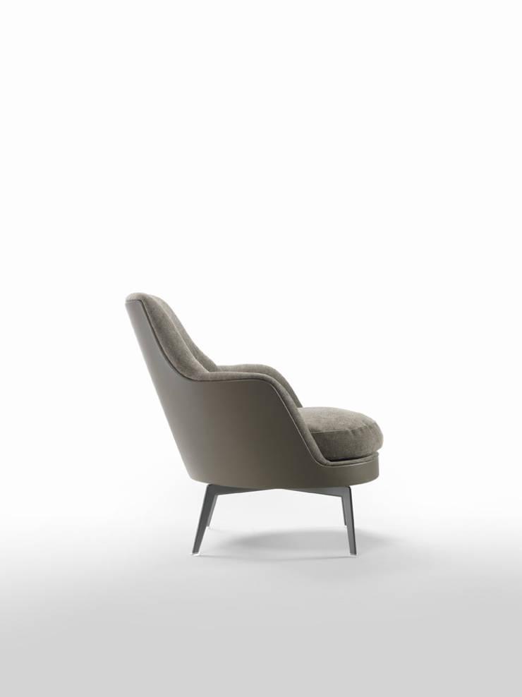 GUSCIO SOFT:  in stile  di Flexform, Moderno