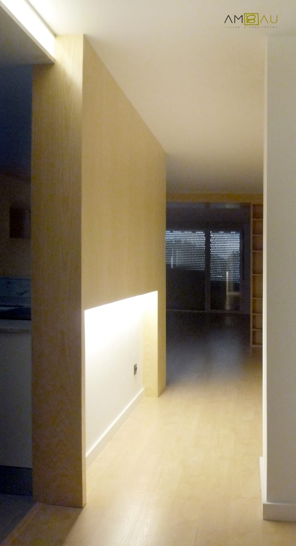 Rumah Gaya Skandinavia Oleh amBau Gestion y Proyectos Skandinavia