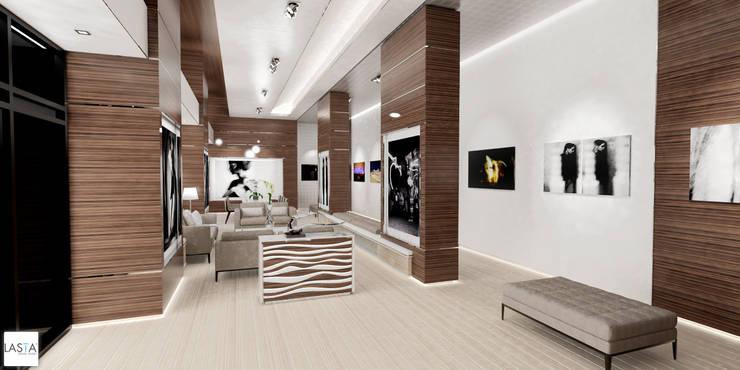 BeHuman Gallery : Yachts & Jets de style de style Moderne par LASTA DESIGN STUDIO